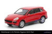 Maxichamps 940 063200 Porsche Cayenne 2014 Red