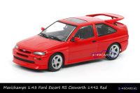Maxichamps 940 082100 Ford Escort RS Cosworth 1992 Red
