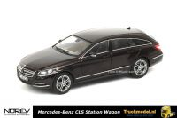 Norev 351310 Mercedes Benz CLS-Class Shooting Brake 2013 Brown metallic
