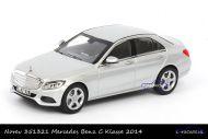 Norev 351321 Mercedes Benz C Klasse 2014 zilver