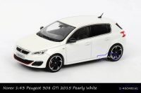 Norev 473820 Peugeot 308 GTI 2015 Pearly White
