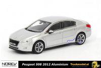 Norev 475806 Peugeot 508 2012 Aluminium Silver