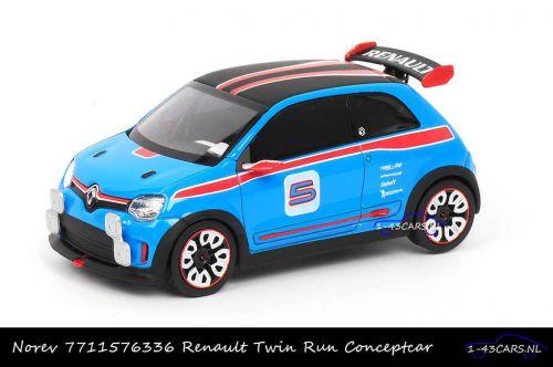 Norev 77 11 576336 Renault Twin Run 2013 Concept Car Collection