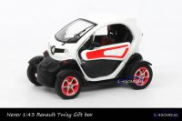 Norev 77 11 780418 Renault Twizy wit rood Gift box