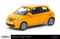 Norev 77 11 940 349 Renault Twingo lll Facelift Jaune