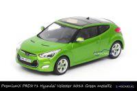 Premium X Models PRD271 Hyundai Veloster 2012 Green metallic