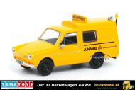 WSI Tematoys ANWB Wegenwacht Daf 33 bestelwagen