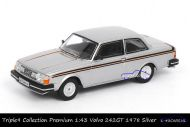 Triple9 Collection Premium T9P10012 Volvo 242GT 1978 Silver