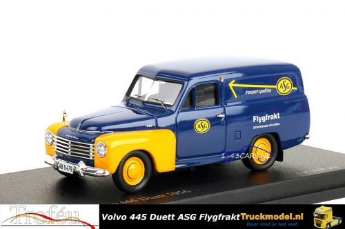 Trofeu Nordic Collection Volvo 445 Duett 1956 ASG Flygfrakt