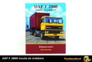 DAF F 2800 trucks en trekkers Kilometervreters