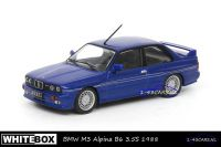 Whitebox WB157 BMW M3 Alpina B6 3.5 S 1988 Blue metallic