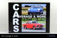 Cars Average & More 1-43cars boekuitgifte